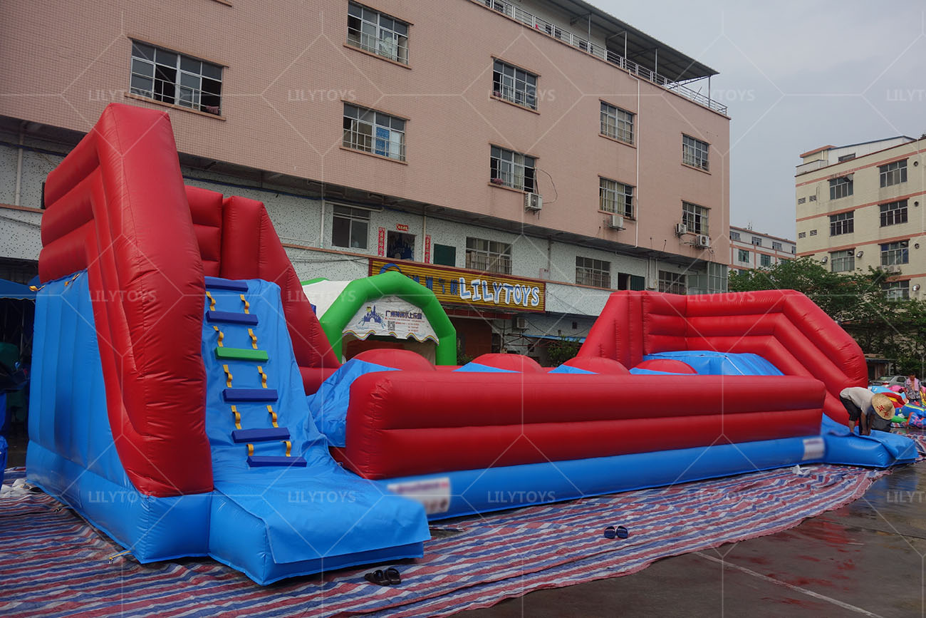 inflatable big ball interactive games