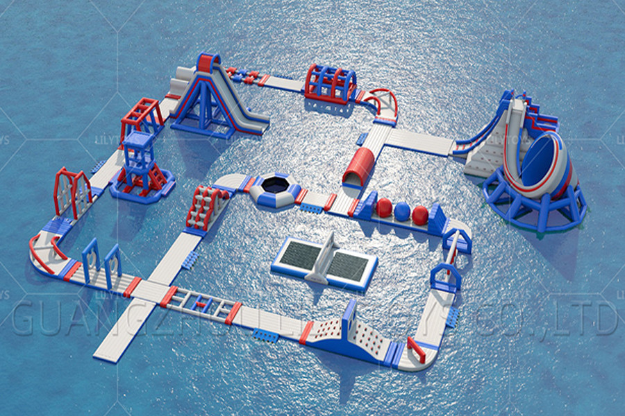 Water park for the  2021 summer