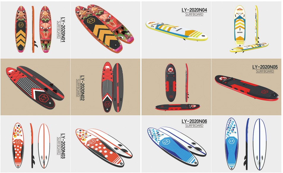 inflatable stand up paddle board-1
