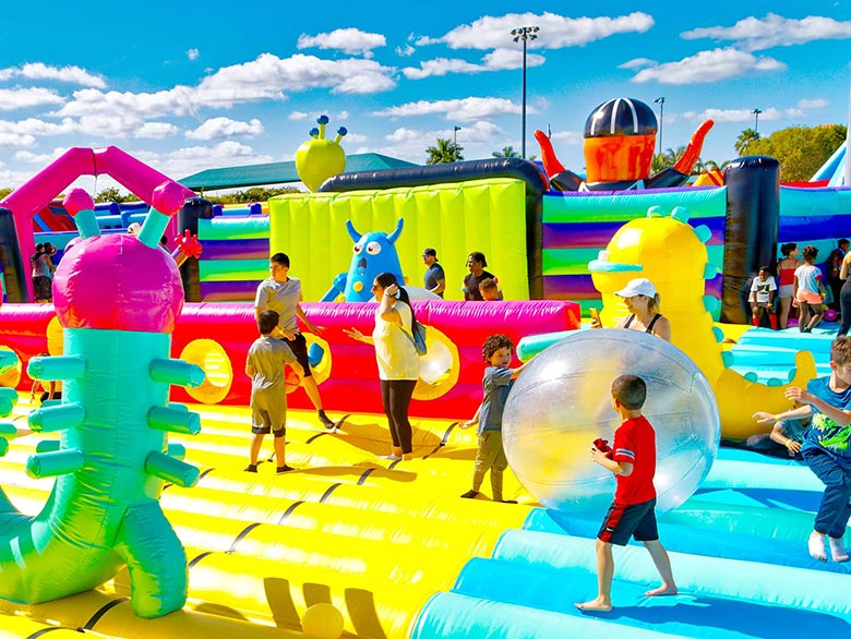 Land Carnival