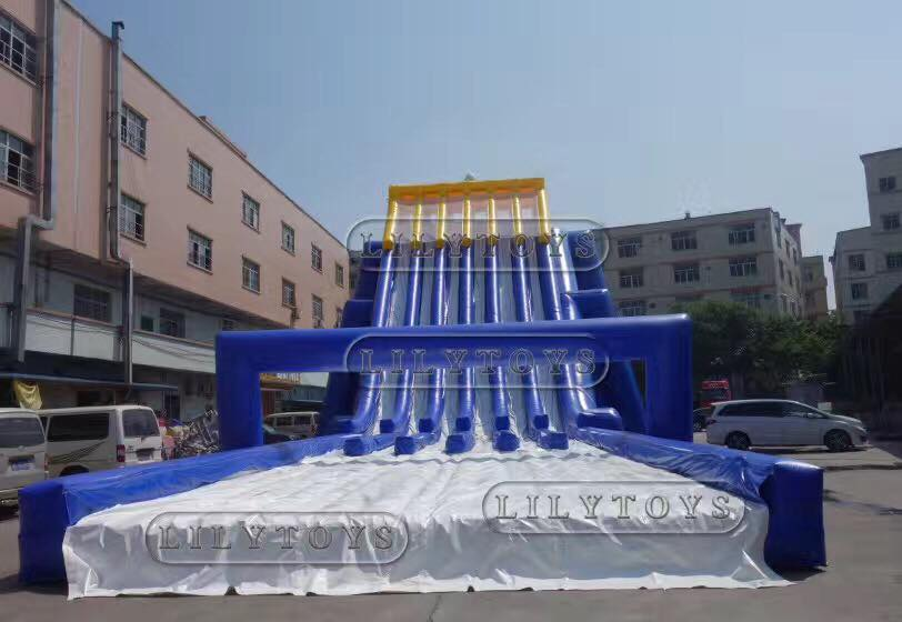 Infatable gaint inflatable water slide