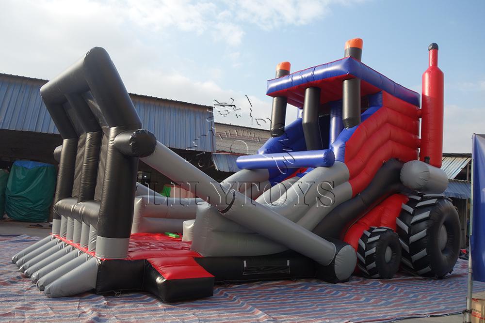 truck slide