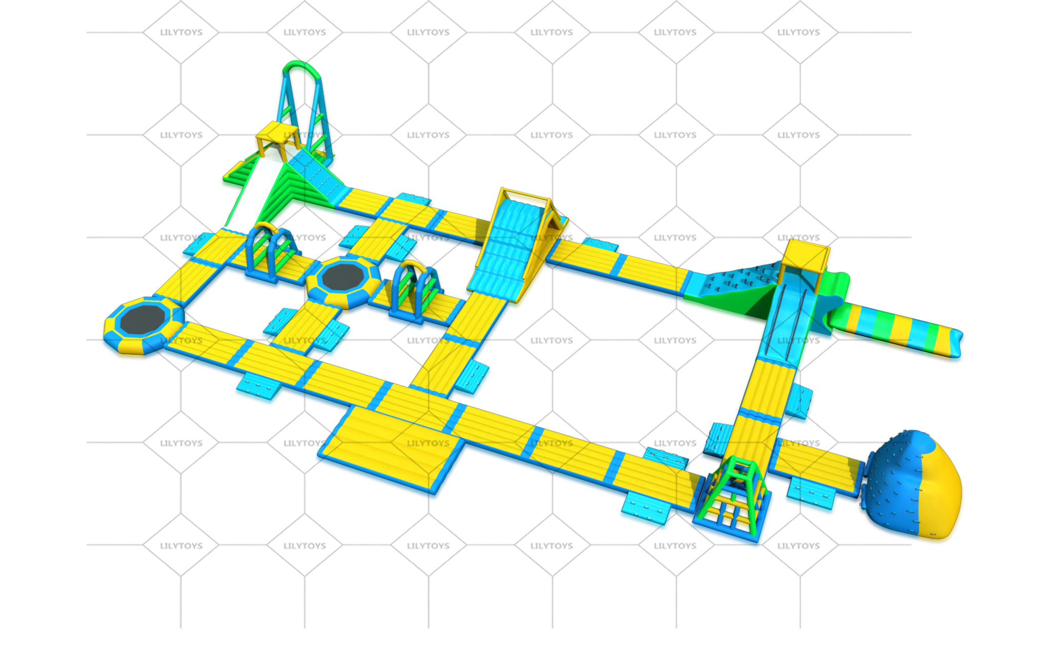 floating water park-15