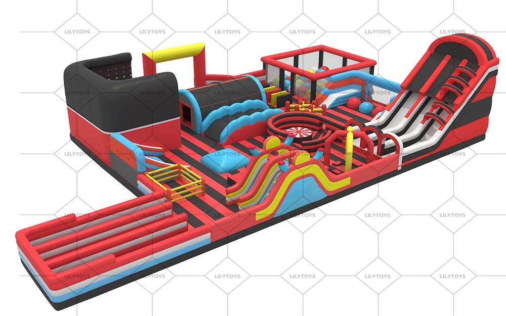 indoor sport inflatable park