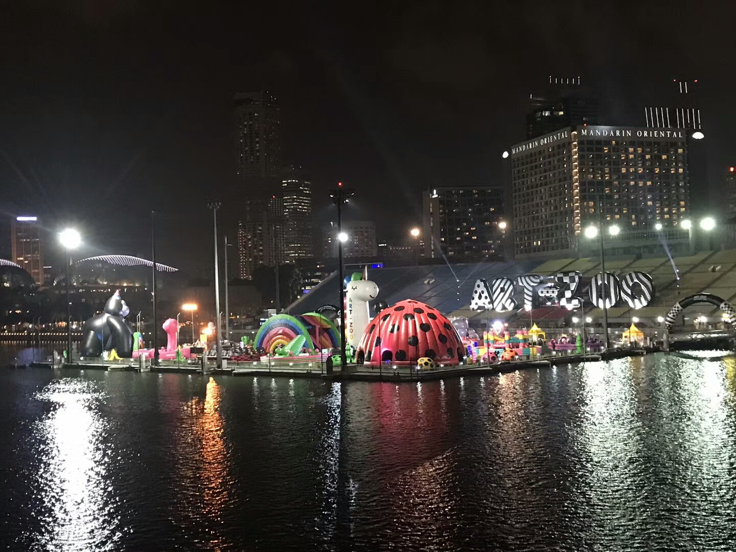 Artzoo Project we Produced at the Singapore