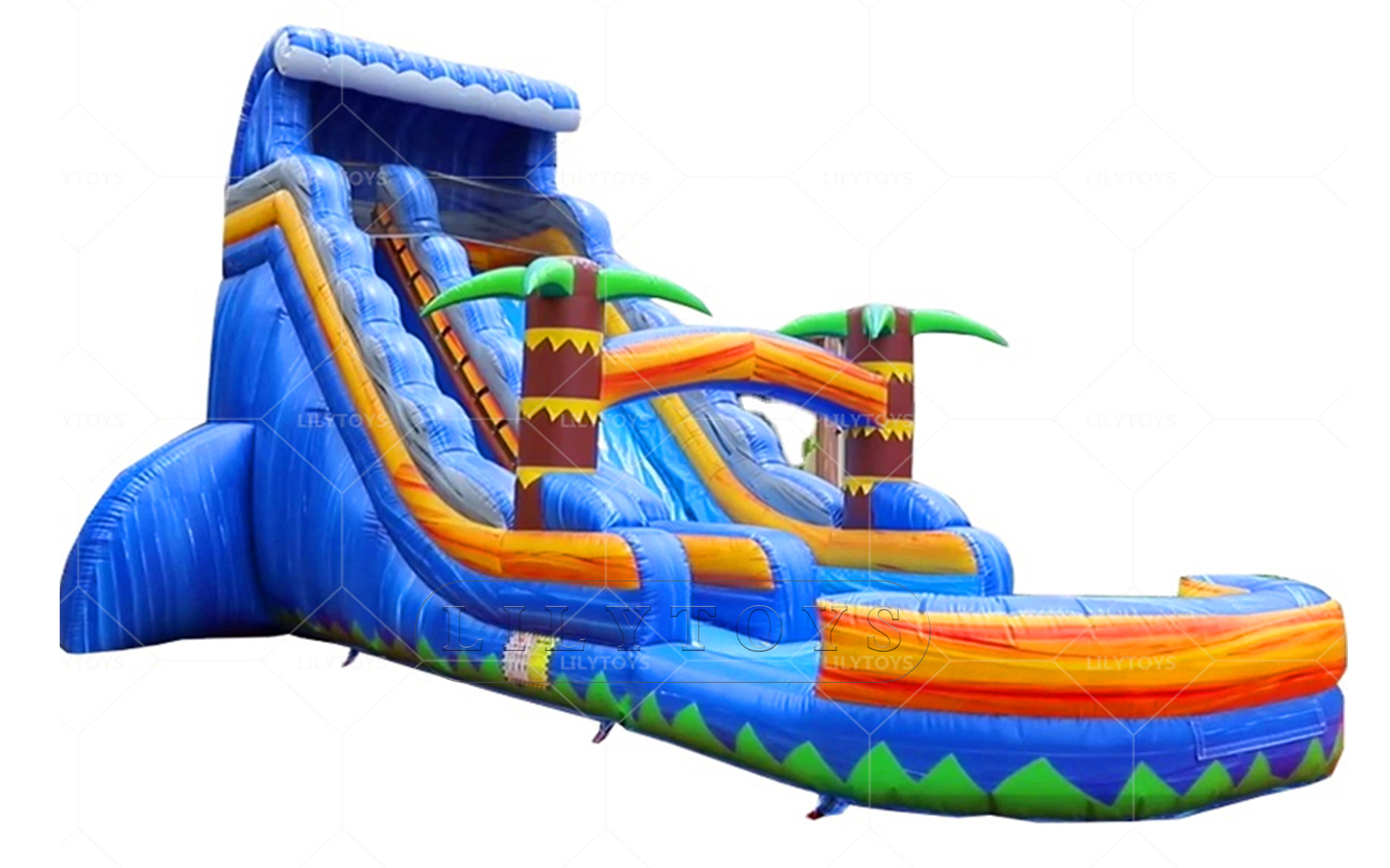 new inflatable water slide for sale