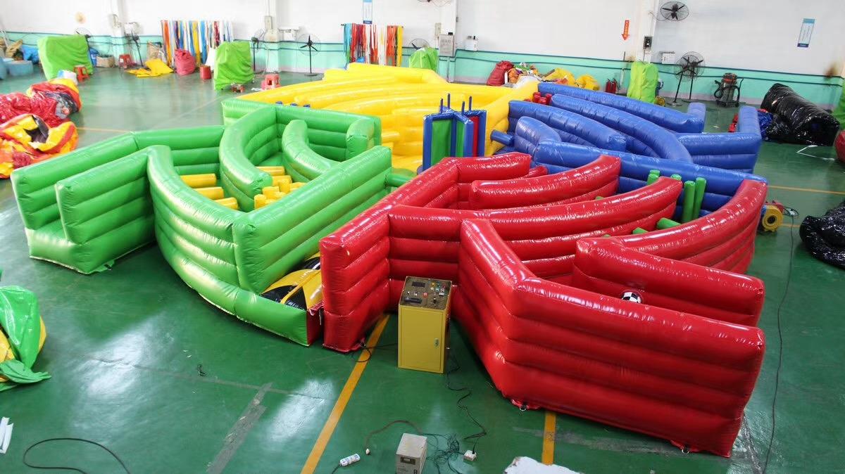 inflatable games rentals