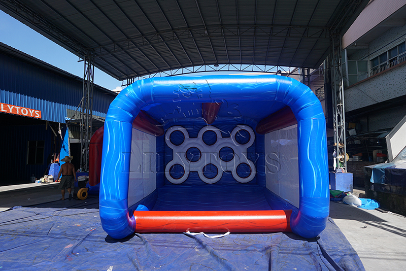 archy inflatable shooting games