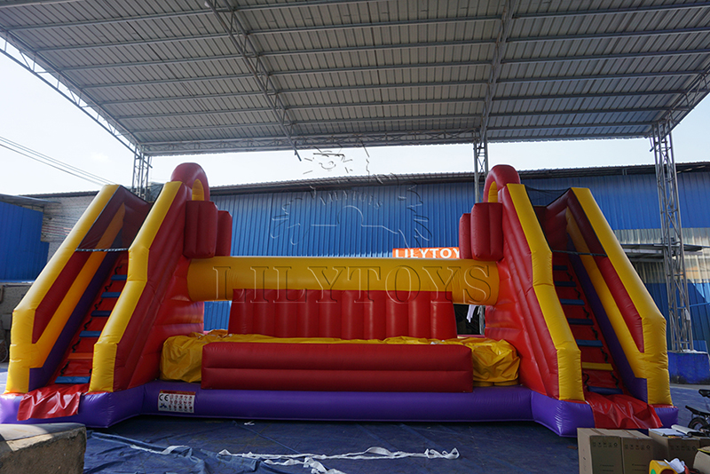 inflatable battle zone inflatable joust rental