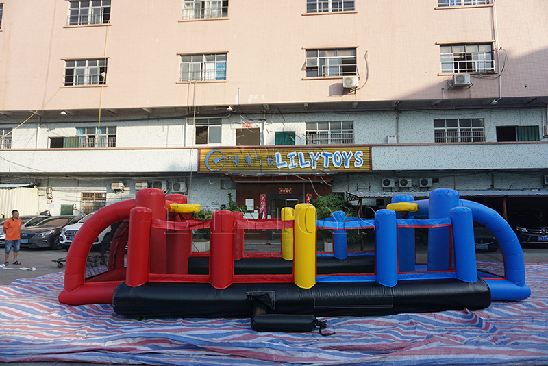 inflatable sport area zone