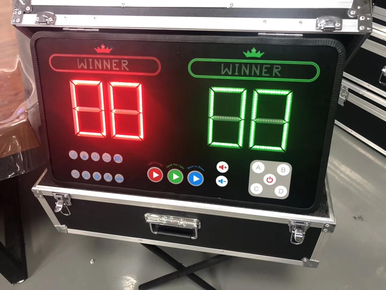 indoor team interactive games