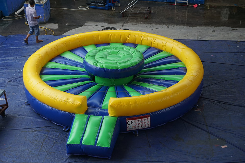 inflatable joust games