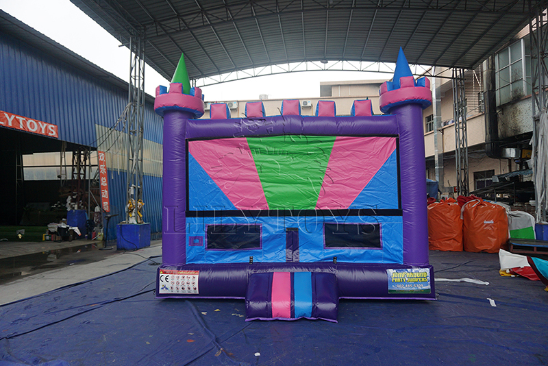 inflatable air castle bouncy