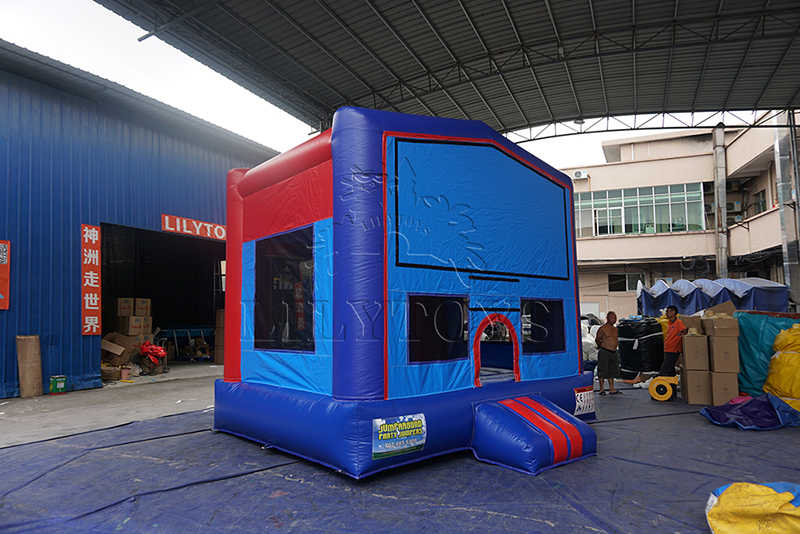 air blower for inflatable castle