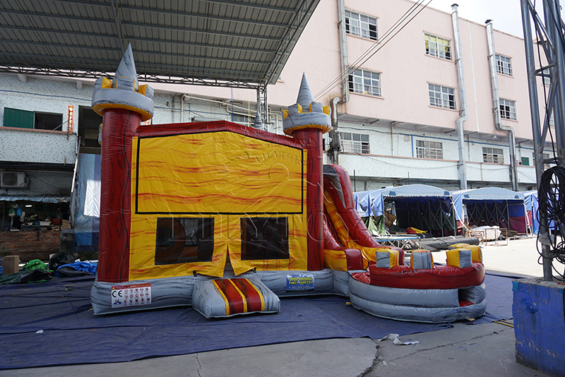 inflatable air castle for sale