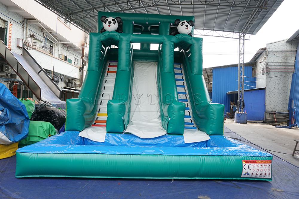 panada inflatable water slide