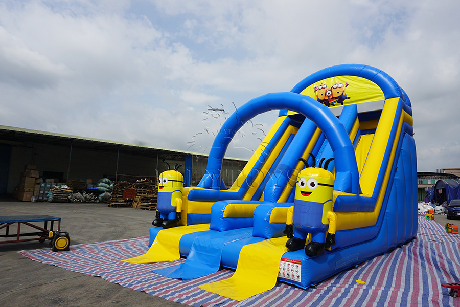 mm hotsale inflatable slide for sale