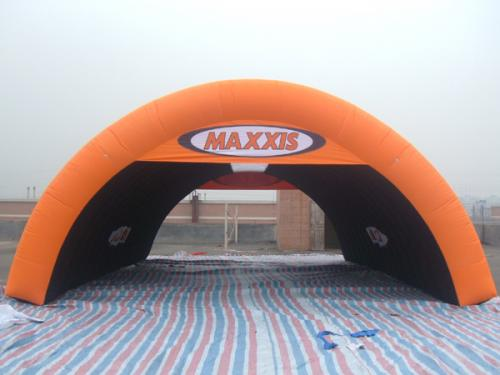 inflatable tent for stage show