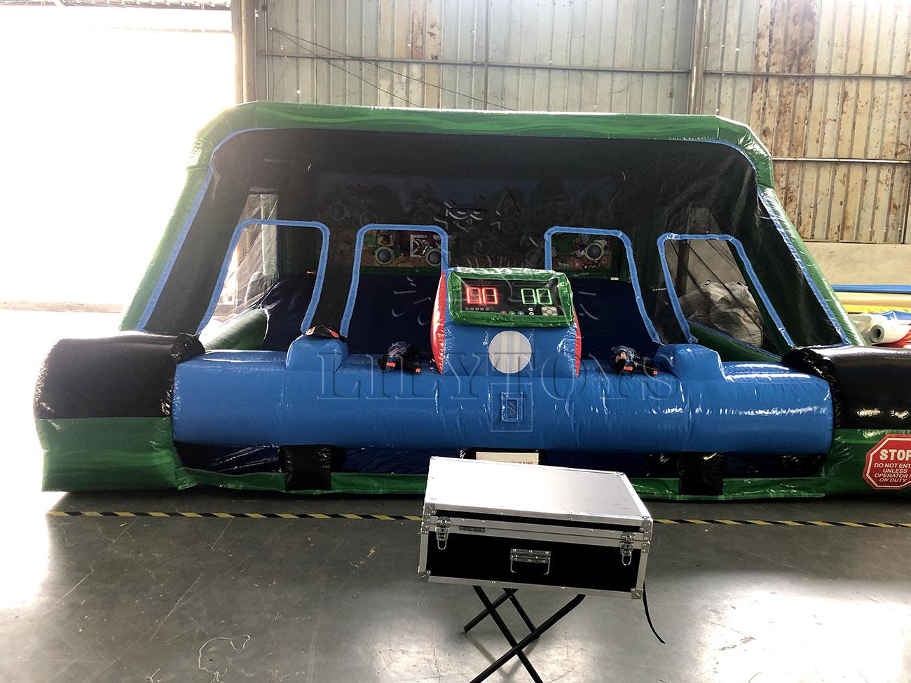 inflatable interactive games IPS