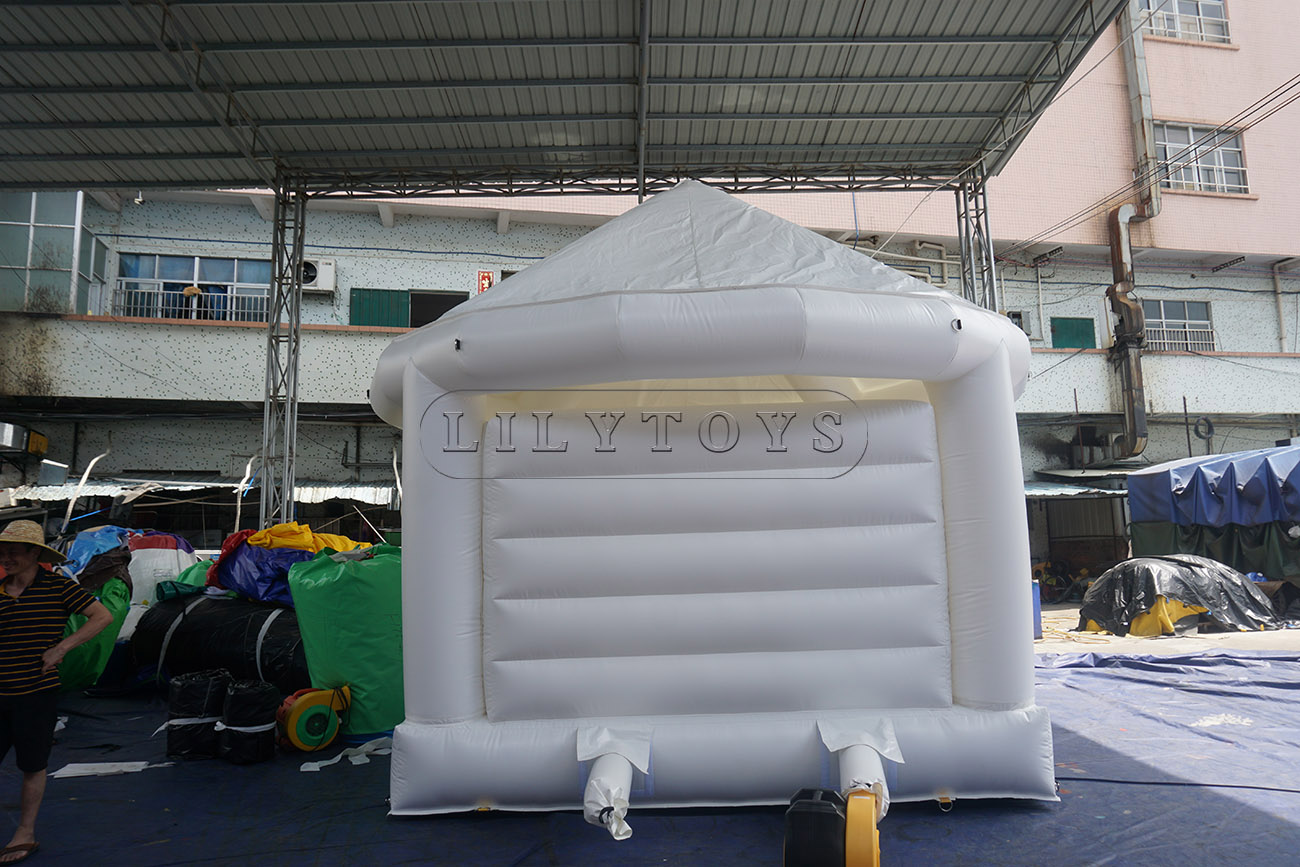 inflatable bounce house white inflatable bounce house for sale