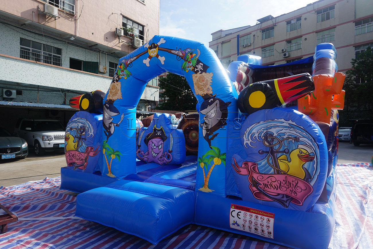 hot sale inflatable bounce trampoline air inflatable for kids