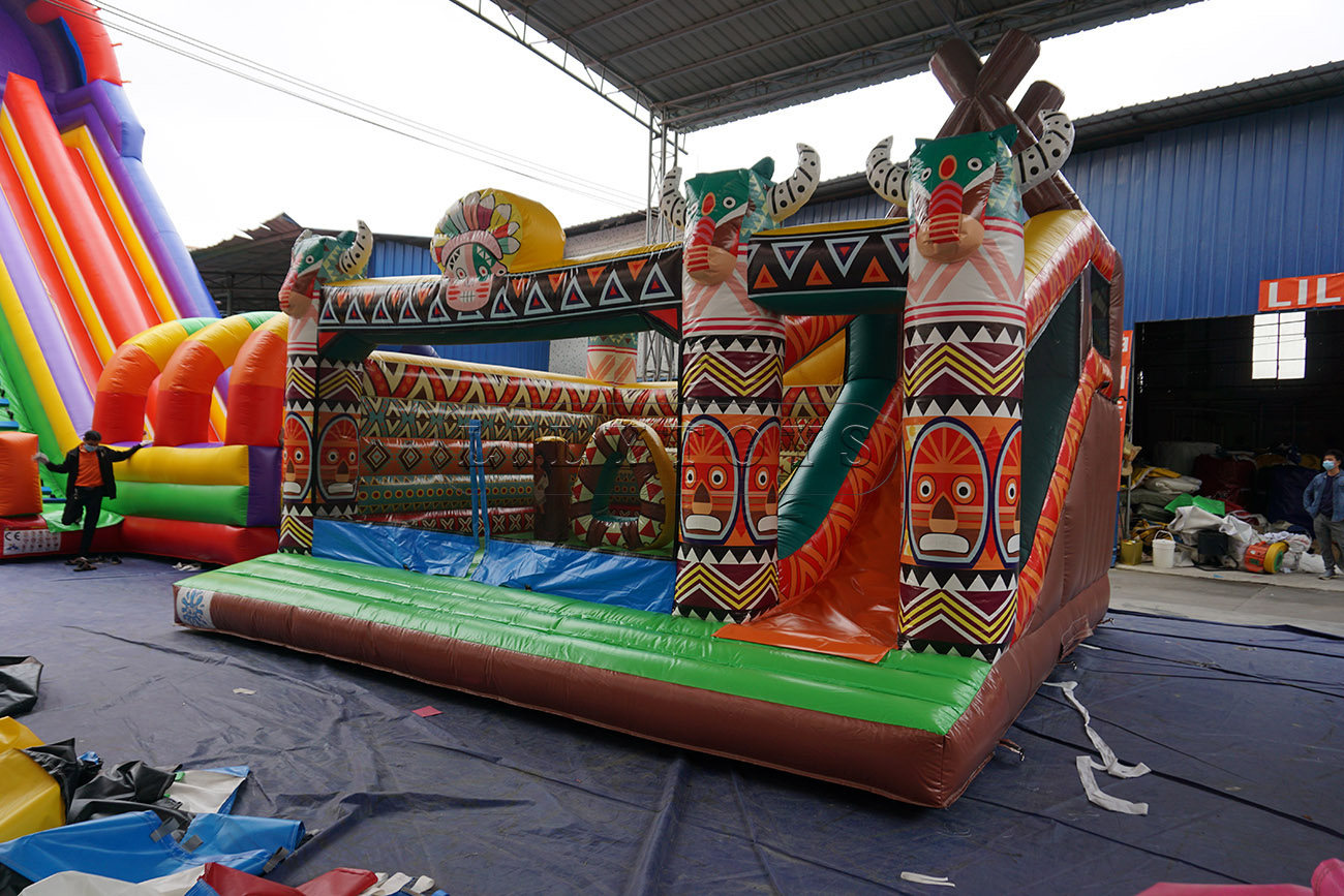 the best sale jumpers inflatable bounce house inflatable bounce with slide for kids