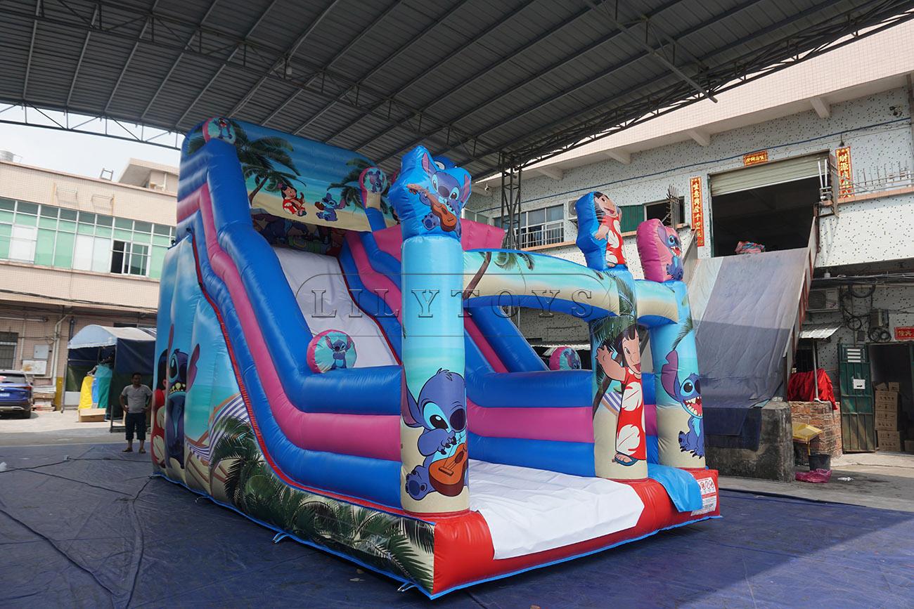 New Design Stitch Children's Slide