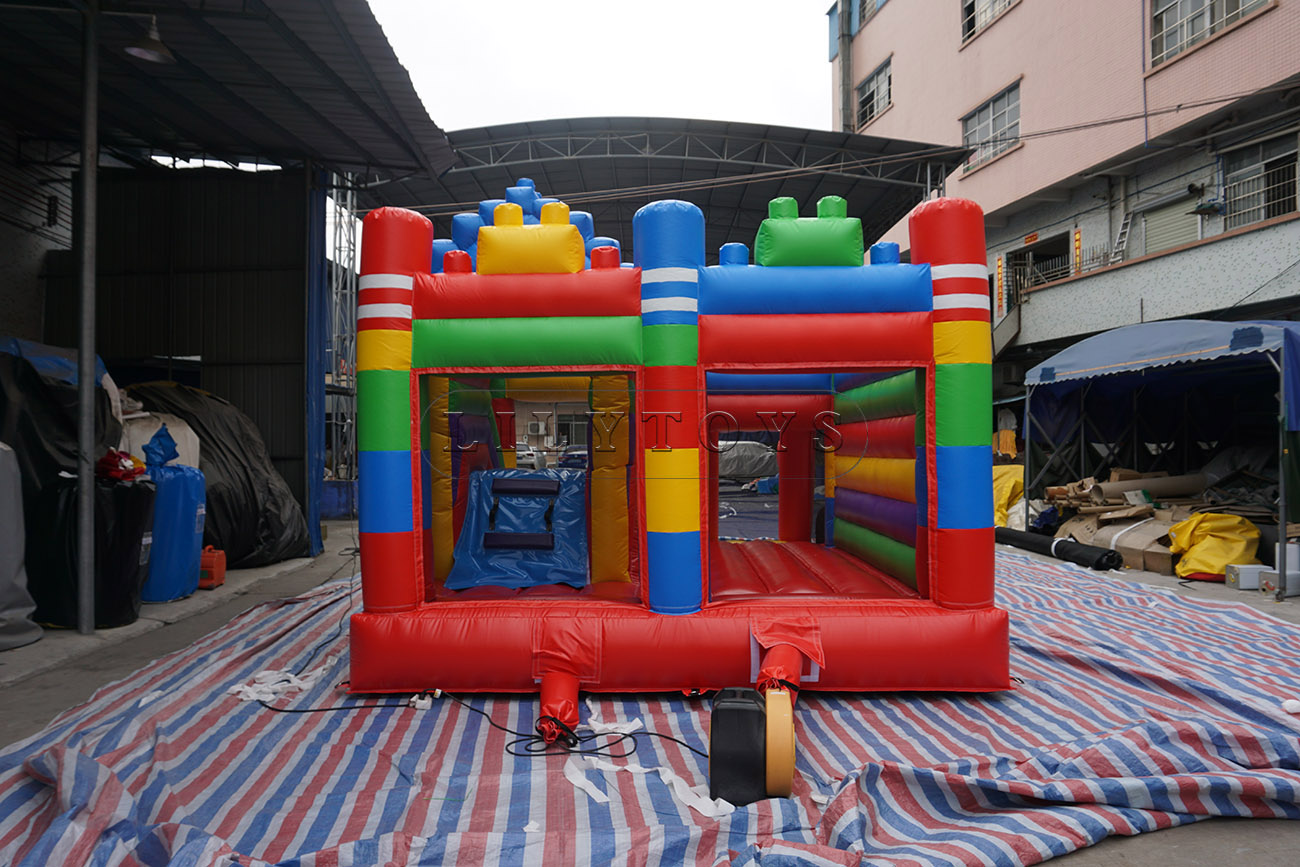 inflatable trampoline bouncer inflatable bounce house supplier