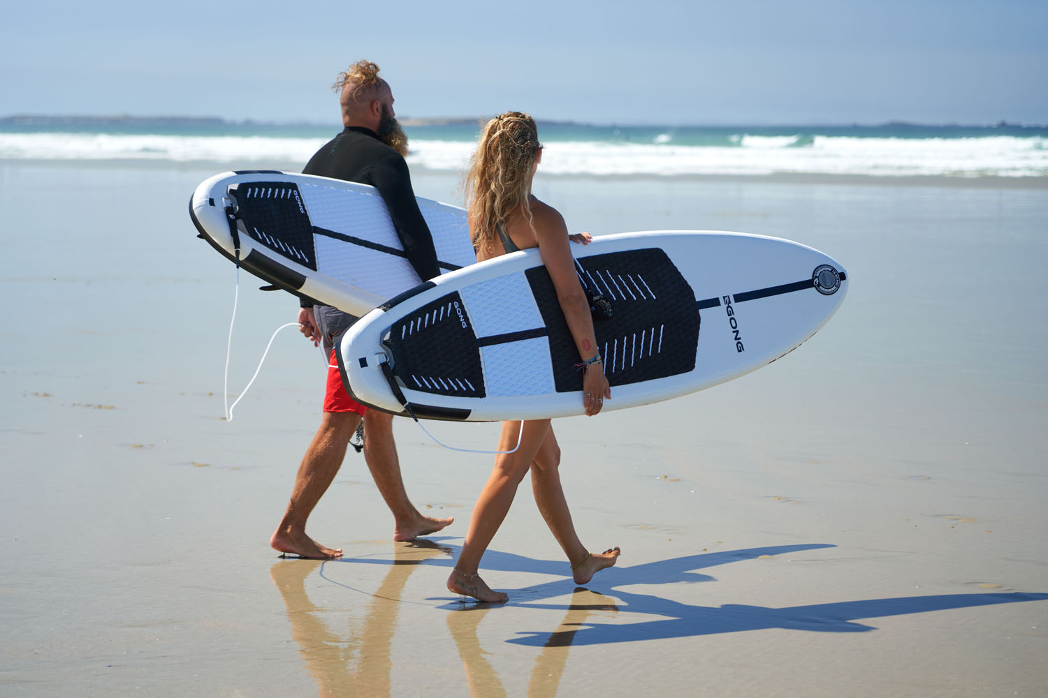 inflatable stand up paddle board set