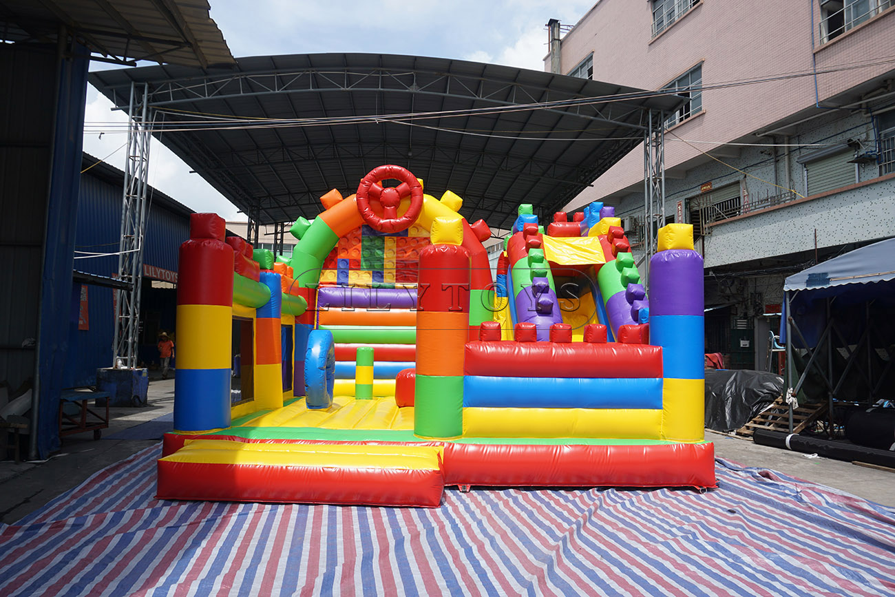 bouncing castle inflatable inflatable bounce factory China