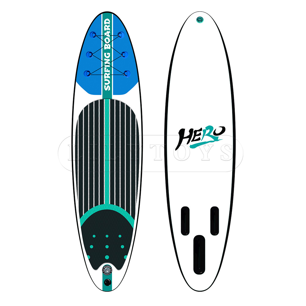 water play equipment inflatable stand up paddle board