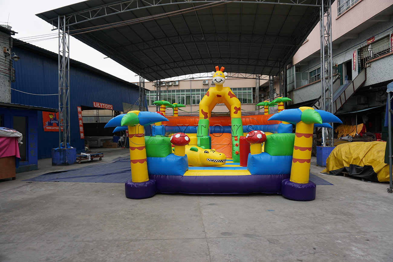cheap inflatable kids bounce playhouse jumping castle inflatable bouncer for sale